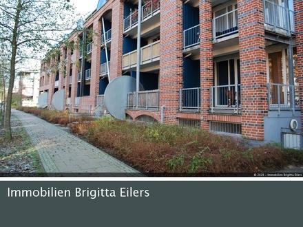 Ab sofort: Moderne 1- Zimmmer- Wohnung mit Balkon in Uninähe - ohne Waschmaschine!