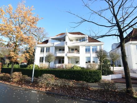Ruhig gelegene 3-Zimmer-Wohnung in Rastede!