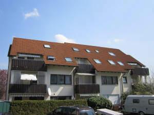 Top gepflegte 2-Zimmer-Erdgeschosswohnung in ruhiger Wohnlage