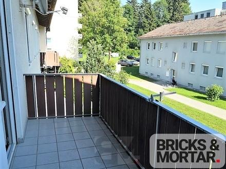 Großzügigie 3-Zimmer-Wohnung mit Balkon