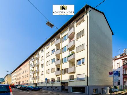 Angeboten wird eine zentral gelegene, kompakte 2-Zimmer-Eigentumswohnung...