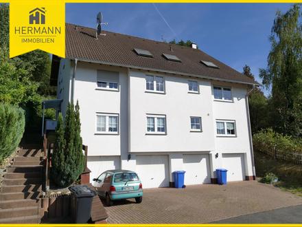 Ihr neues Zuhause! Komfortable 3-Zi.-Whg. m. Garage in Brachttal-Hellstein