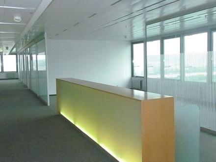 ARES Tower - exklusive Büroflächen in der DonauCity
