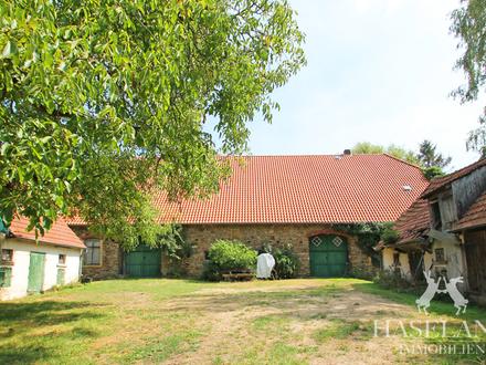 Historisches Gebäude inklusive Baugrundstück