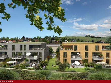 FLAIR-Wohnen - Neubau-Wohnung mit Terrasse im EG, TG-Stellplatz möglich