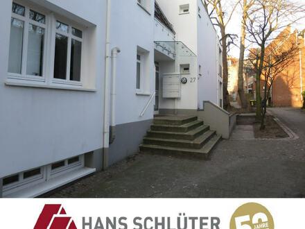 Schöne, helle Single Wohnung in Weser-Nähe!