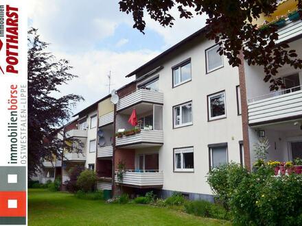 Kapitalanlage im Herforder Süden - 3-Zimmer-Eigentumswohnung mit Balkon!