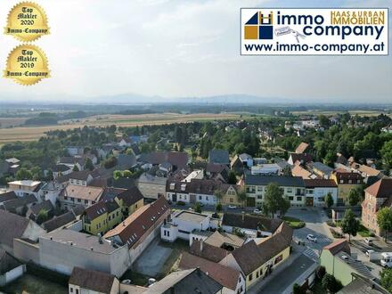 #### Sonniges Grundstück mit Fernblick #### und Einfamilienhaus Pläne mit BAUBEWILLIGUNG