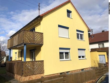 KAPITALANLEGER aufgepasst: 2-3 Familienhaus mit großem Garten in Giengen a. d. Brenz