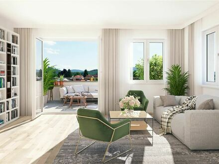 Neue 54 m² Wohnung in Neumarkt!