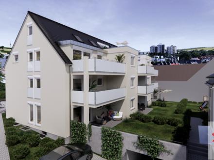 Großzügige Dachgeschoss-Maisonettenwohnung!