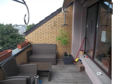 Großzügige 3 Zimmerwohnung mit Balkon und Stellplatz in der Gartenstadt!