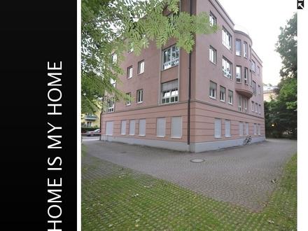 RIEDENBURG | Firmensitz am Puls der Stadt | Stilvolle Büroetage in Stadtvilla