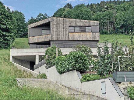 Modernes Architektenhaus in TOP Panoramalage