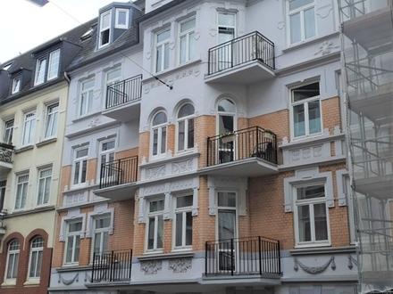 TFI: Sanierte 3 Zimmer Dachgeschosswohnung mit kleinem Fördeblick!