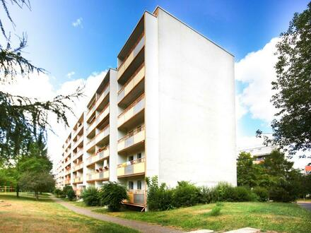 2-Raum-Wohnung mit Balkon und 150 EUR Gutschein*!
