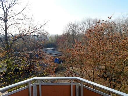 **Blick ins Grüne** Perfekt für Paare oder Singles // Balkon // Tageslichtbad + Wanne