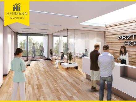 Erstbezug, individuell gestaltbare Büro-/Praxisfläche
