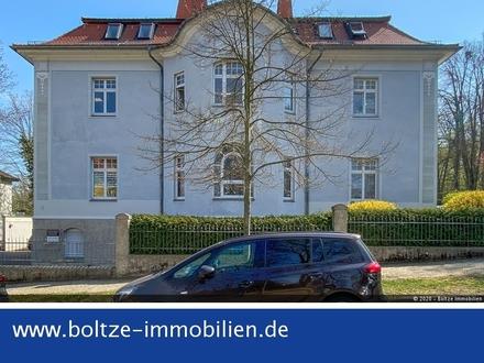 Ihre neue 3-Raum-Wohnung mit Einbauküche im Naumburger Bürgergartenviertel!
