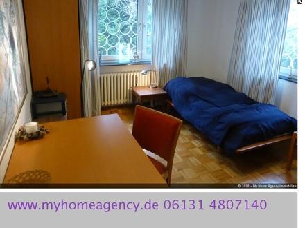 MAINZ-OBERSTADT: ruhiges, freundlich möbliertes Apartment Nähe Uniklinik/Hauptbahnhof.