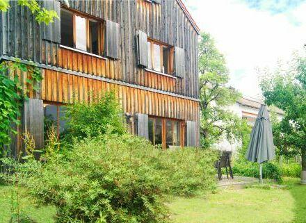 Nachhaltiges Wohnen in einem Architektenhaus