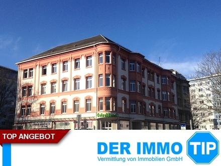 Bürohaus in Chemnitzer City kaufen