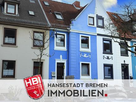 Findorff / Kapitalanlage / Mehrfamilienhaus mit 3 Wohneinheiten