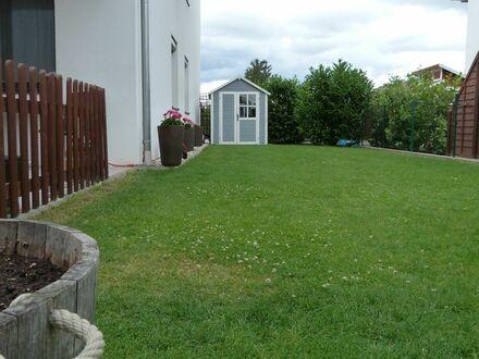 KAUFEN STATT MIETEN: 98m² Gartenwohnung - Essling 1220 Wien