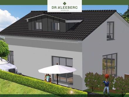 Provisionsfrei - Projektiertes Einfamilienhaus auf attraktivem Grundstück in zentraler Lage von Unna