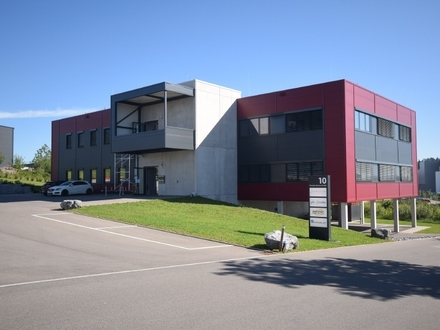 """Ravensburg - Gewerbegebiet """"Erlen"""" Neuwertige Büroeinheit in moderner Architektur"""