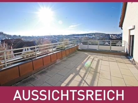Zweifamilienhaus in bester Aussichtslage am Mönchsberg