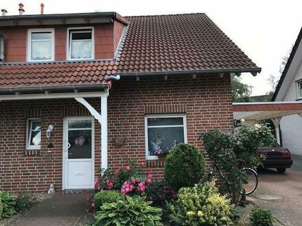 Doppelhaushälfte in guter Wohnlage in Recke