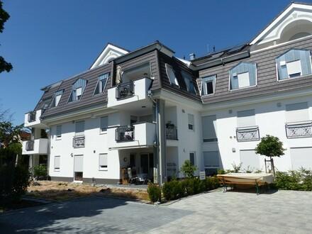 Fast neu! Schwellenfreie 3-Zi.-ETW mit Terrasse im Erdgeschoss für jedes Alter