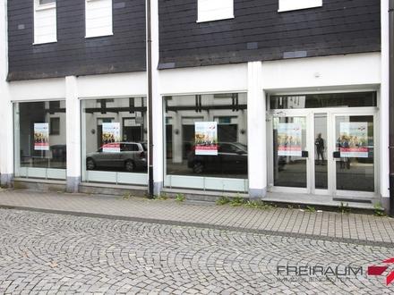 FREIRAUM4 +++ Ladenlokal in der Altstadt von Freudenberg.