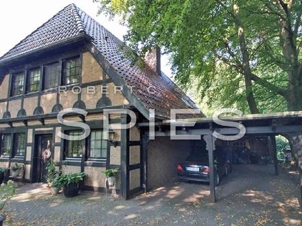 Idyllisch gelegenes Fachwerkhaus im beliebten Leuchtenburg