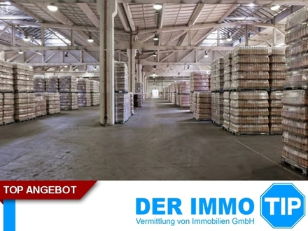 Innerstädtische Logistikflächen zur Miete +++ Von 5.000 m² - 15.000 m² +++ in Leipzig