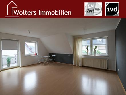 Gemütliche 4-Zimmer-Maisonette-ETW mit Balkon!