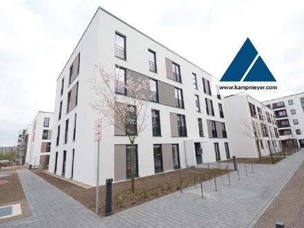 Moderne Neubauwohnungen zur Miete in Düsseldorf-Heerdt