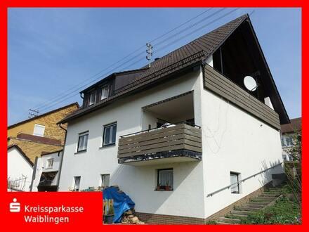 Einfamilienhaus in BK-Sachsenweiler – ein Platz für die Familie