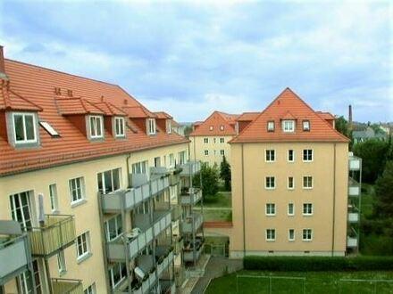 +++ Hübsche kleine 2-Zimmer-Wohnung mit Balkon Nähe Elbepark +++