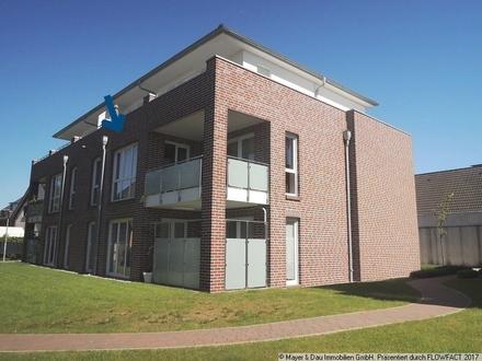 Varel: Großartige 3 ZKB Wohnung mit Balkon (Objekt-Nr: 4246)