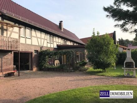 Tolles Fachwerkhaus in schöner Lage von Bischofroda, in der Nähe von Eisenach