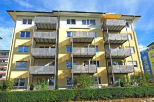 Exklusive 3 Zimmer-Wohnung mit Balkon und Aufzug