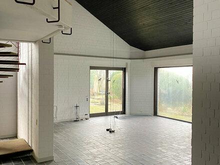 Architektenhaus - Sackgassenendlage - Werseblick