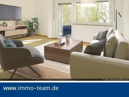 ++helle Wohnung mit großem sonnigen Balkon und Stellplatz++