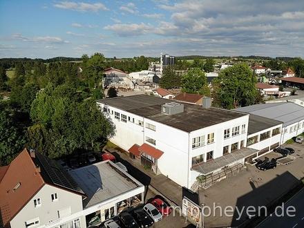 Büro- und Gewerbeflächen, vielseitig nutzbar, z.B.als Loft-Großraumbüro mit Werkstatt und Lager
