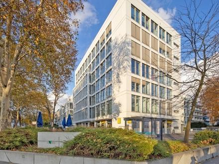 Stadtbüro in Alsternähe
