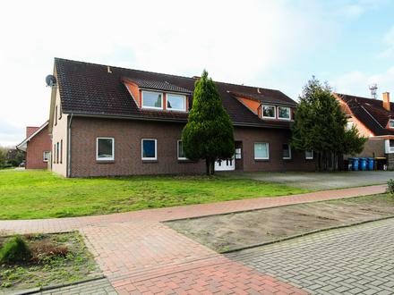 Investieren in Betongold! 4-Familienhaus in beliebter Wohnlage von Bösel!