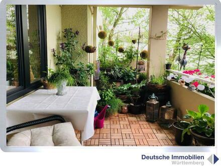 Gepflegte 2,5 Zimmer Wohnung (3.OG) in Esslingen- Sulzgries
