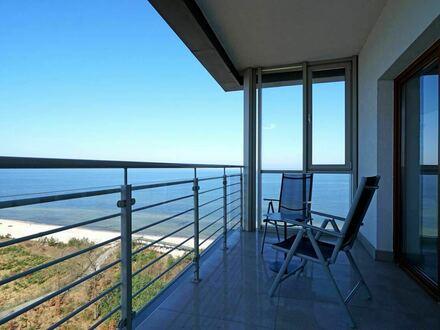 Apartment mit traumhafter Aussicht an der Ostsee zu verkaufen